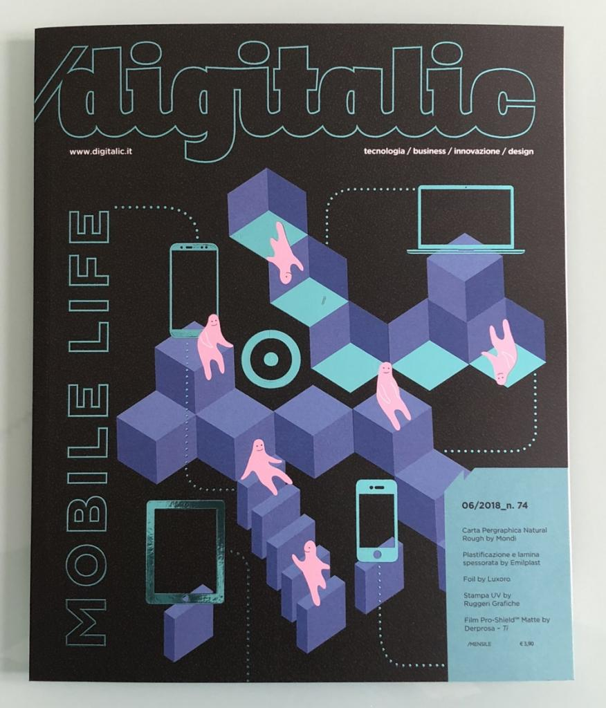 digitalic n. 74 mobile life