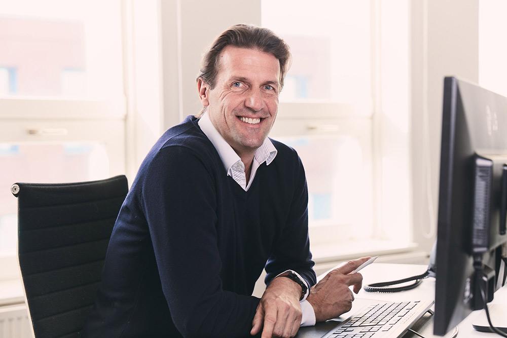 Gernot Sagl, CEO di Snom