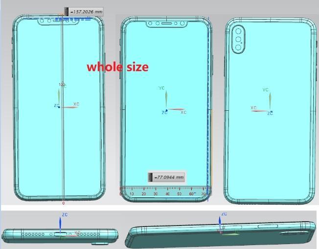 Gordon Kelly svela i nuovi design iPhone