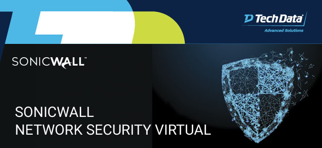 NSV firewall sonicwall techdata