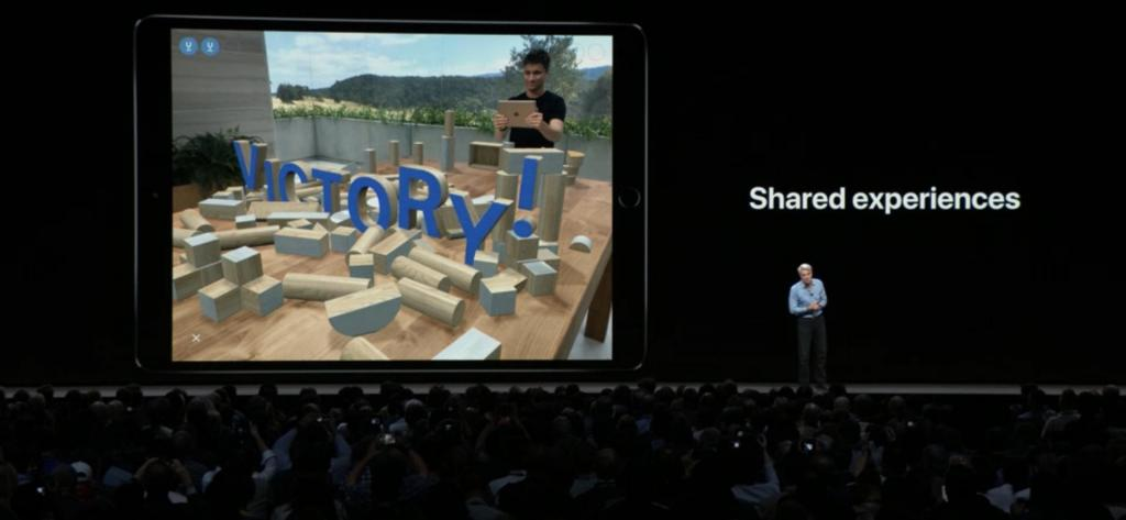 iOS 12 caratteristiche