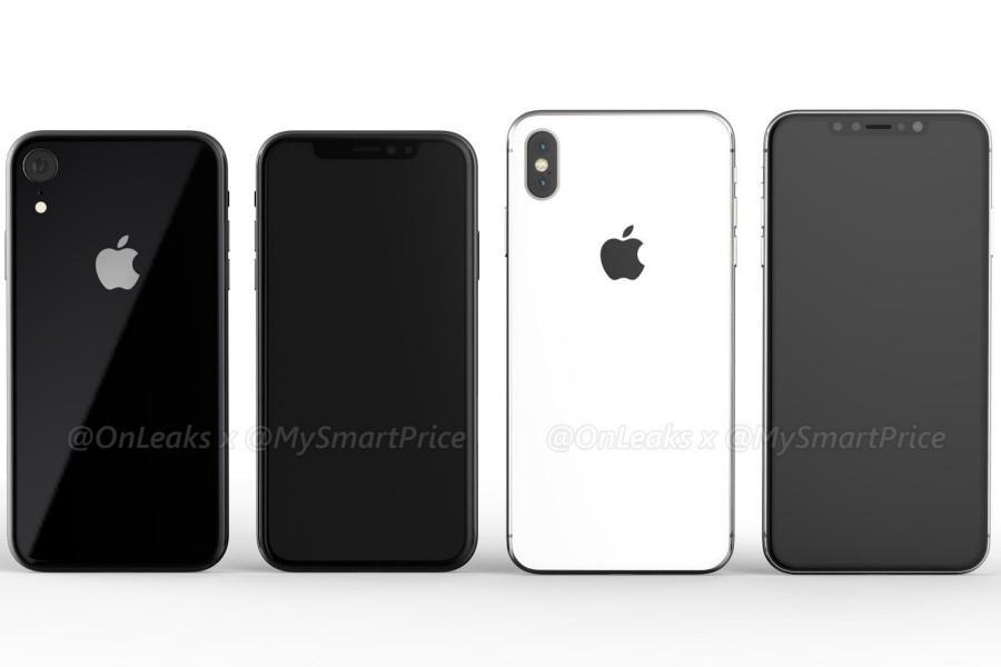 design nuovo iphone x