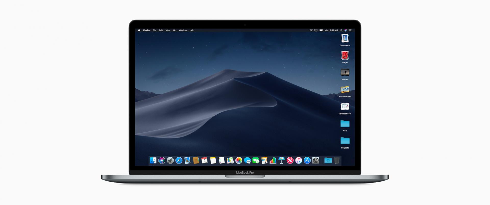 MacOS Mojave: tutte le novità, dal dark mode alla privacy