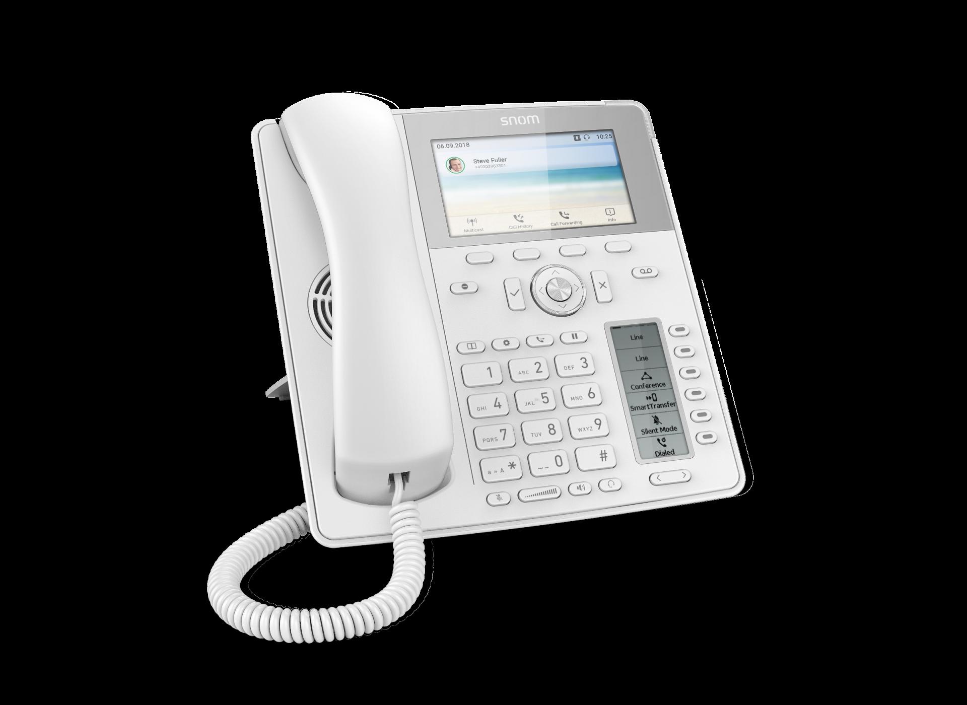 Quando la sicurezza delle Unified Communications passa per il telefono IP