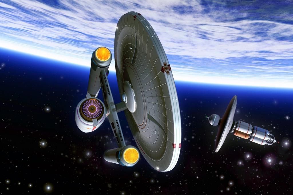 Star Trek Tecnologie