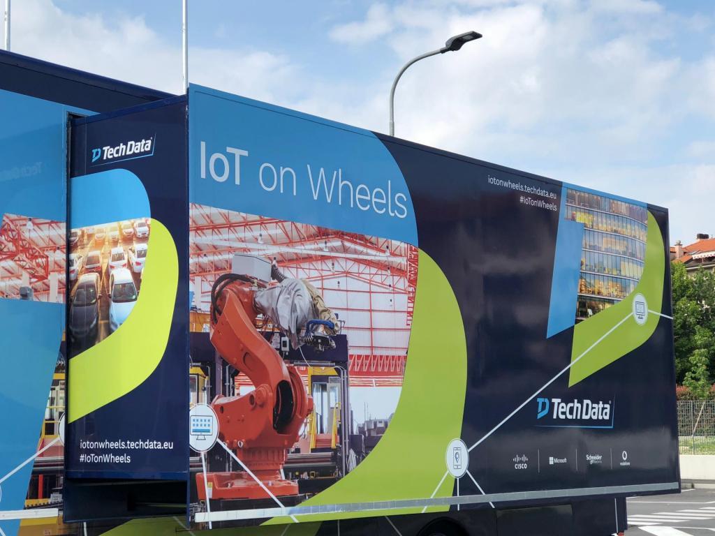 roadshow Tech Data