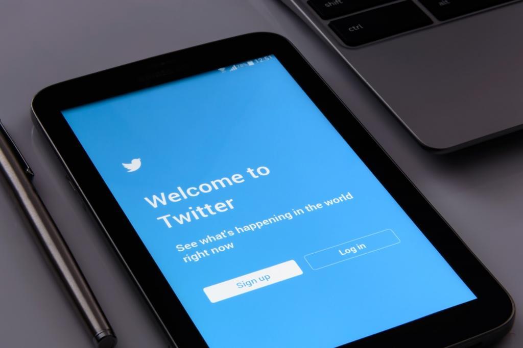 autenticazione a due fattori di Twitter