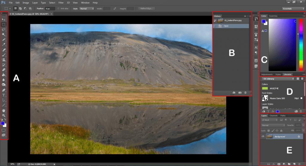 Adobe Photoshop, la versione completa per iPad
