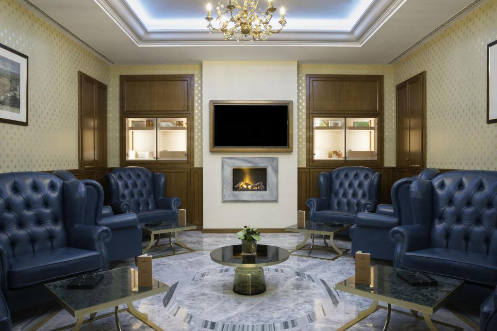 Hotel hi-tech di lusso Aleph Rome