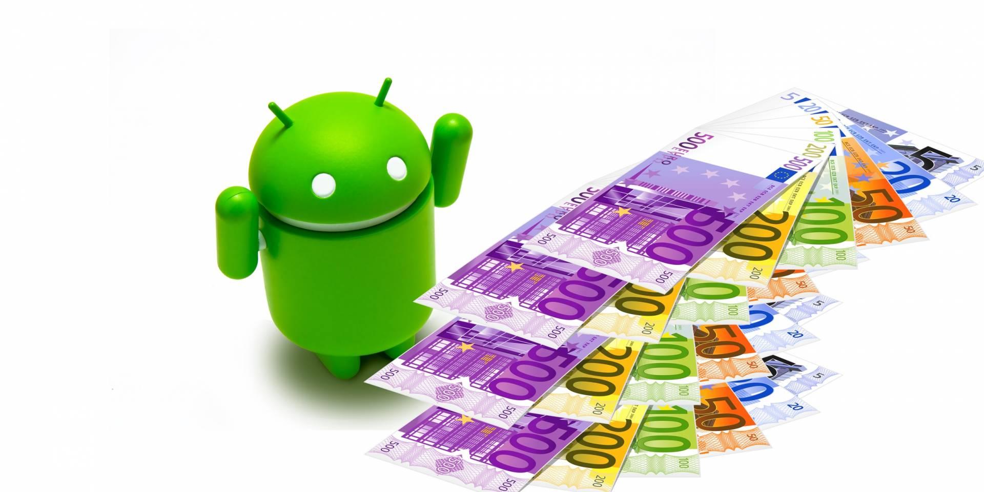 Multa a Google da 4,3 miliardi € per abuso di posizione dominante su Android