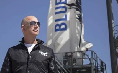 Blue Origin: costerà $300.000 il biglietto per lo spazio