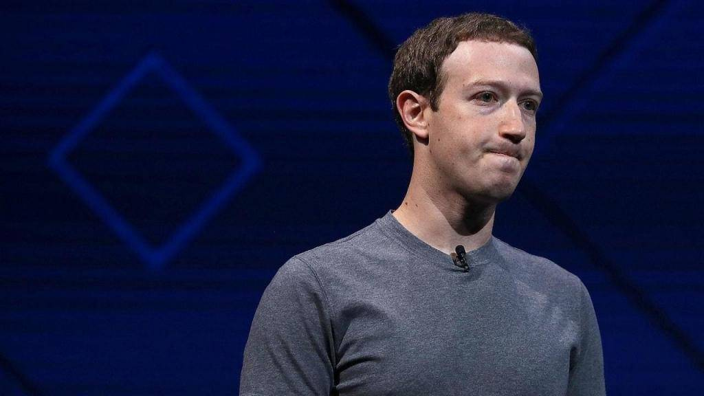 Borsa Facebook Mark Zuckerberg wall street