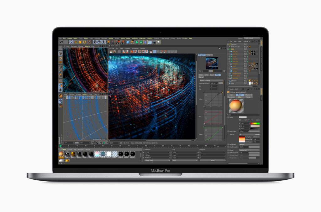 uovi Apple MacBook Pro caratteristiche tecniche prezzo