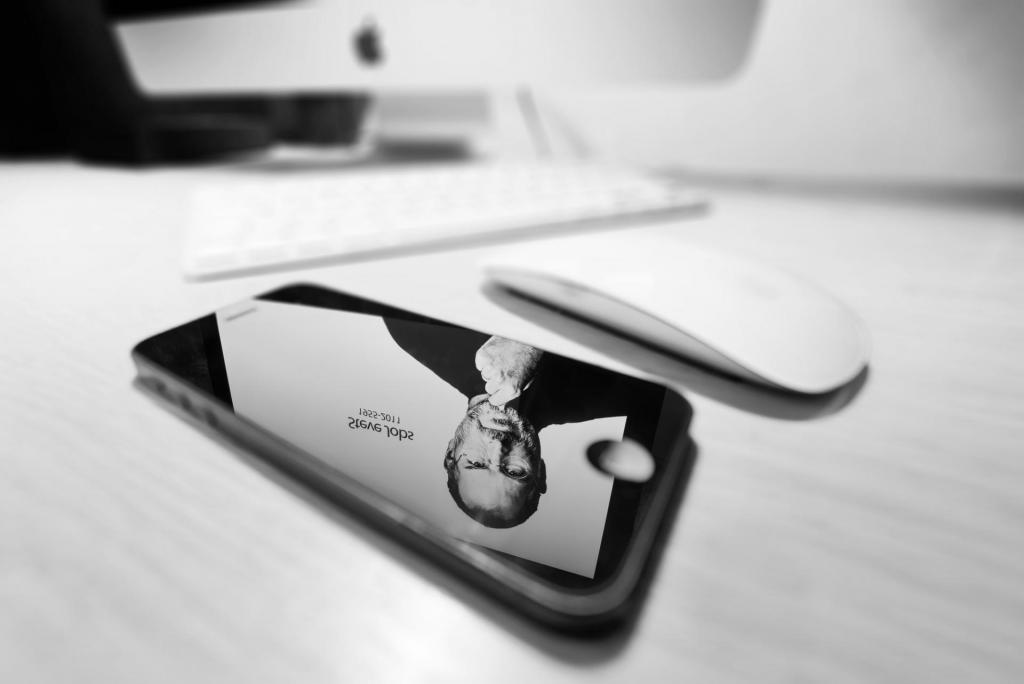 Steve Jobs App Store