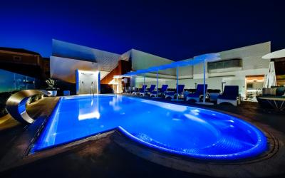 Hotel hi-tech di lusso, tecnologia a 5 stelle all' Aleph Rome