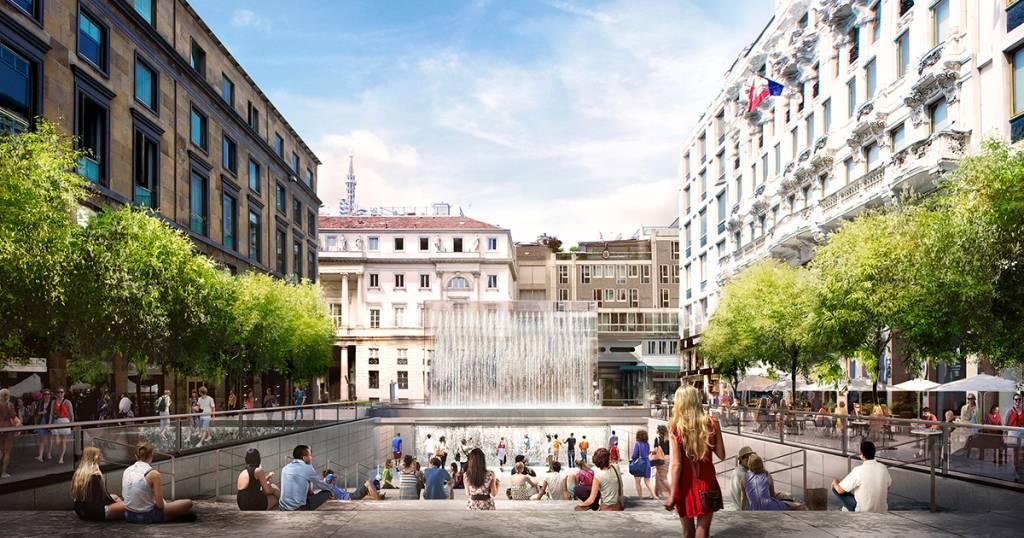 Apre il 26 luglio l' Apple Store Piazza Liberty a Milano, come partecipare