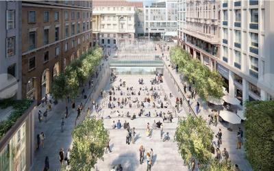 Apple Store Piazza Liberty a Milano: il cubo del popolo eletto