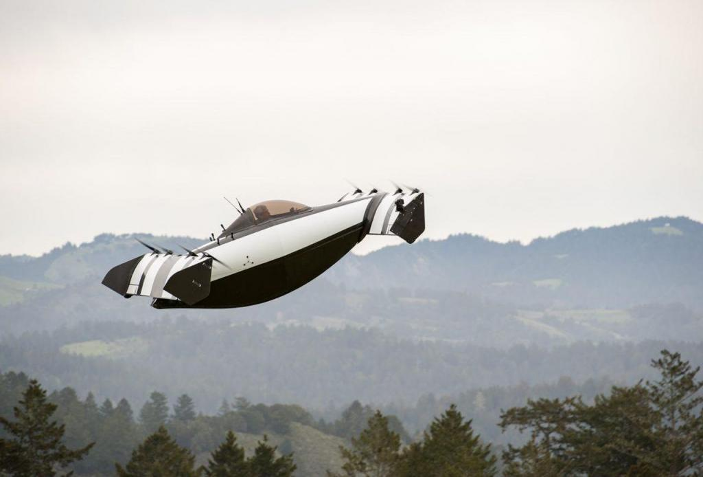 Drone trasporto persone blackfly