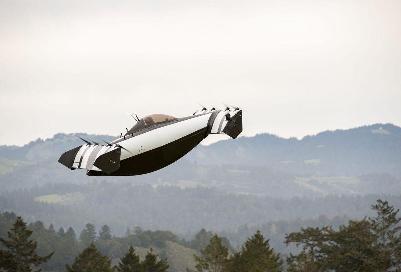 Droni per trasporto persone: arriva BlackFly