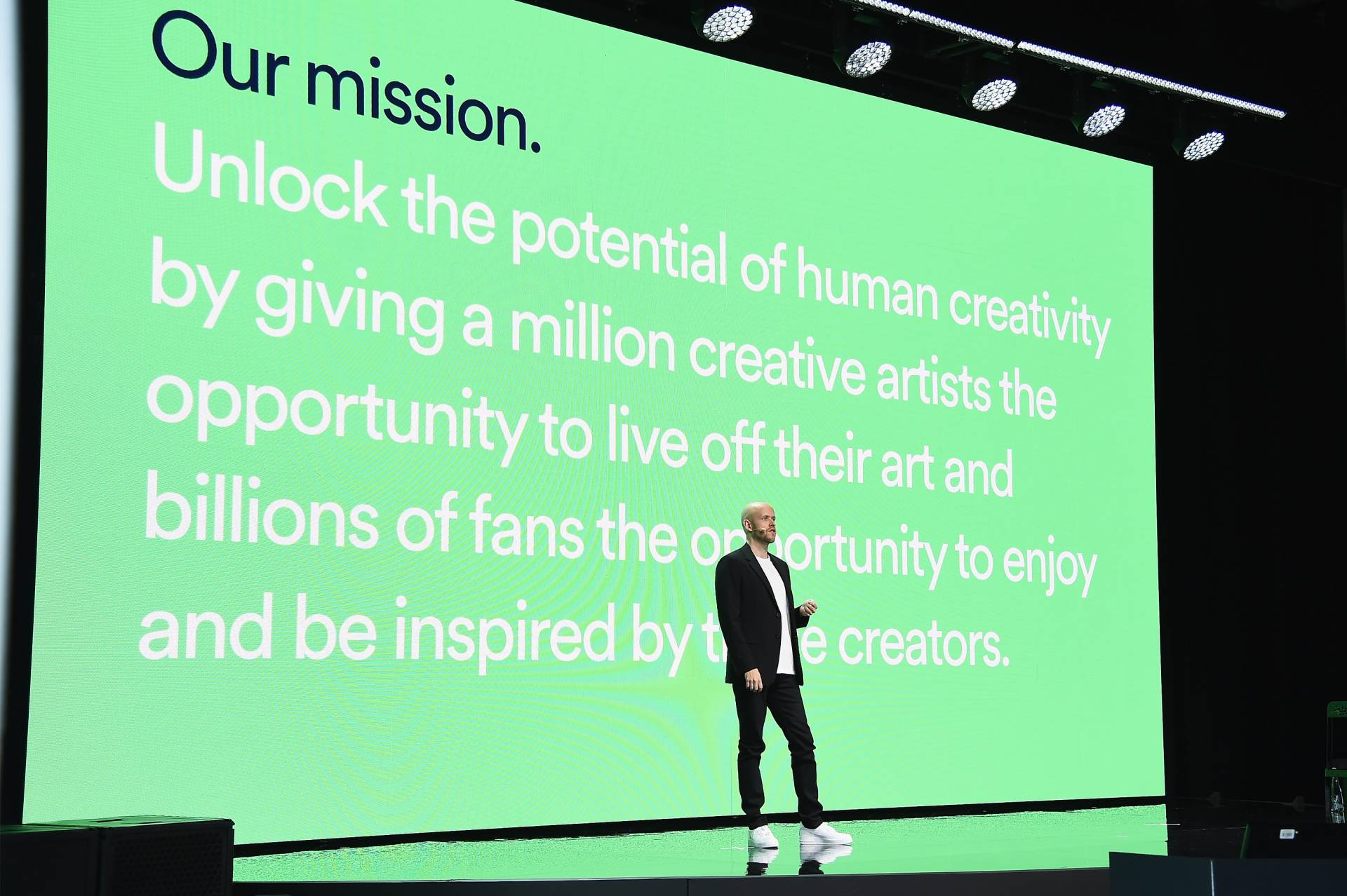 Spotify: 83 milioni di abbonati premium, meglio di Apple Music