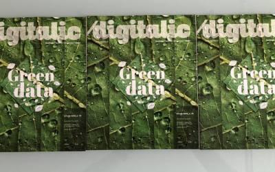 Digitalic n. 75: Green Data, l'ecologia del dato