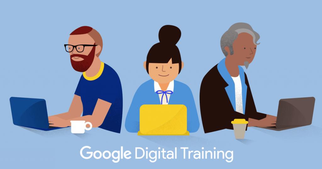 Corsi Google gratis per la formazione digitale e il lancio di startup
