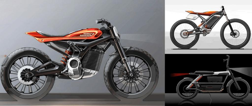 Harley Davidson LiveWire moto elettrica
