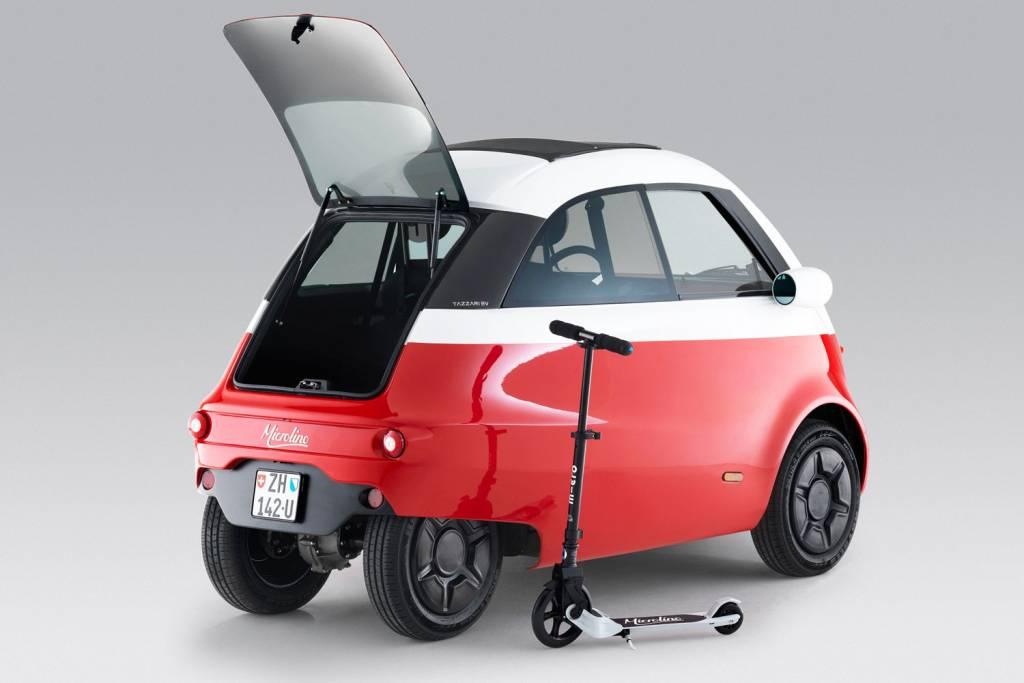 microlino auto