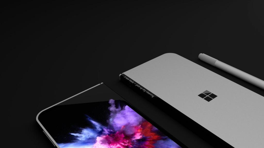 Microsoft Surface Pieghevole