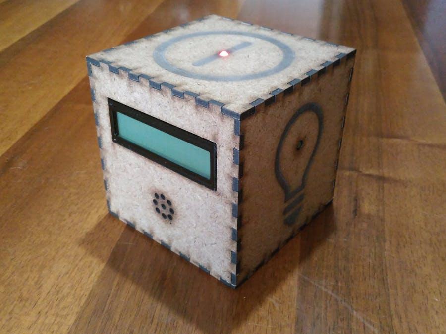 progetti arduino smartcube