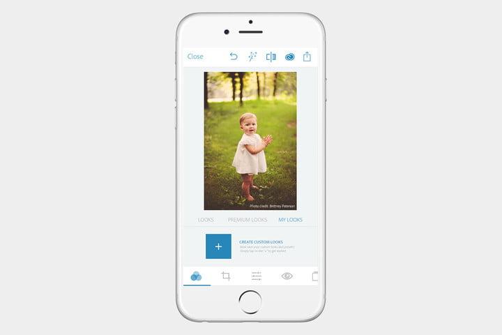 Migliori app di fotoritocco Photoshop Express
