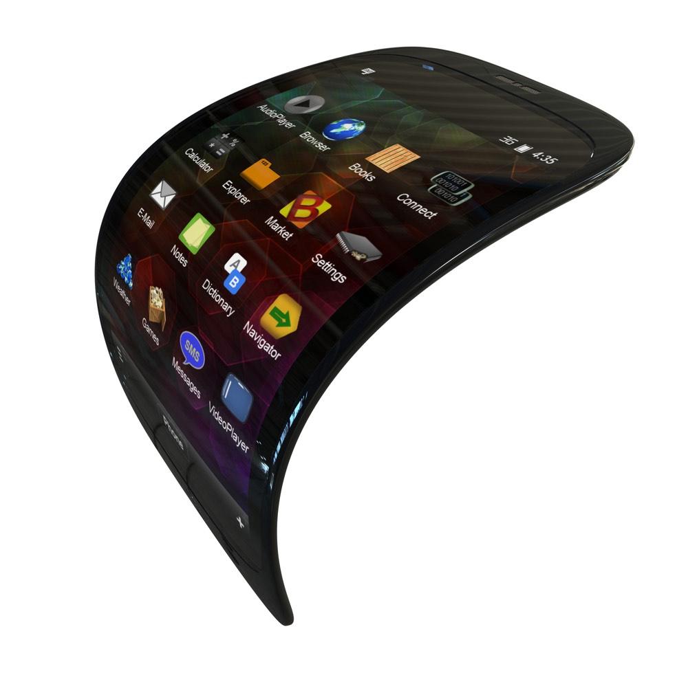 smartphone pieghevole huawei samsung