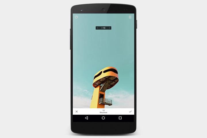 Migliori app di fotoritocco Snapseed