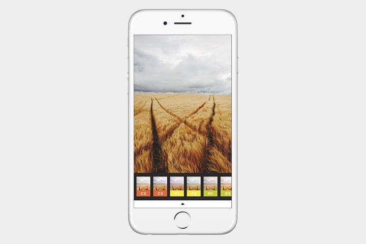 Migliori app di fotoritocco VSCO