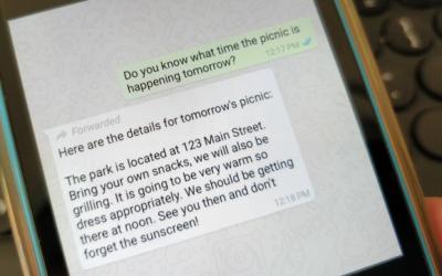 whatsapp messaggi inoltrati