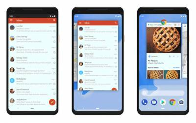 Android 9 Pie recensione