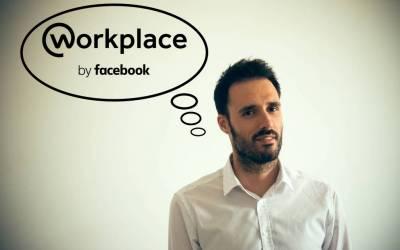 Come funziona Facebook Workplace spiegato da Matteo Pogliani