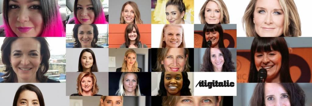 Le donne più potenti del mondo hi-tech 2018