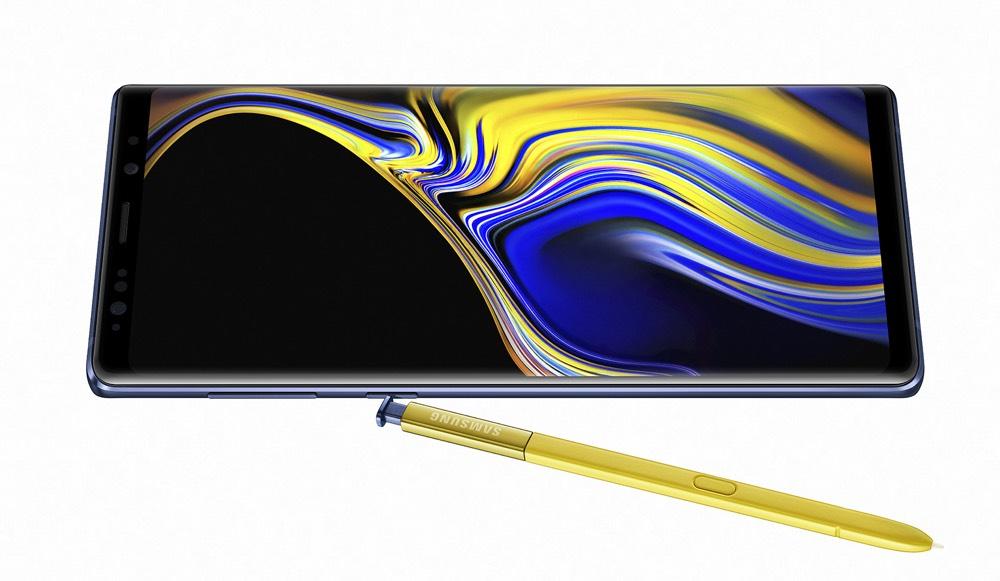 Galaxy Note 9 VS Galaxy Note 8