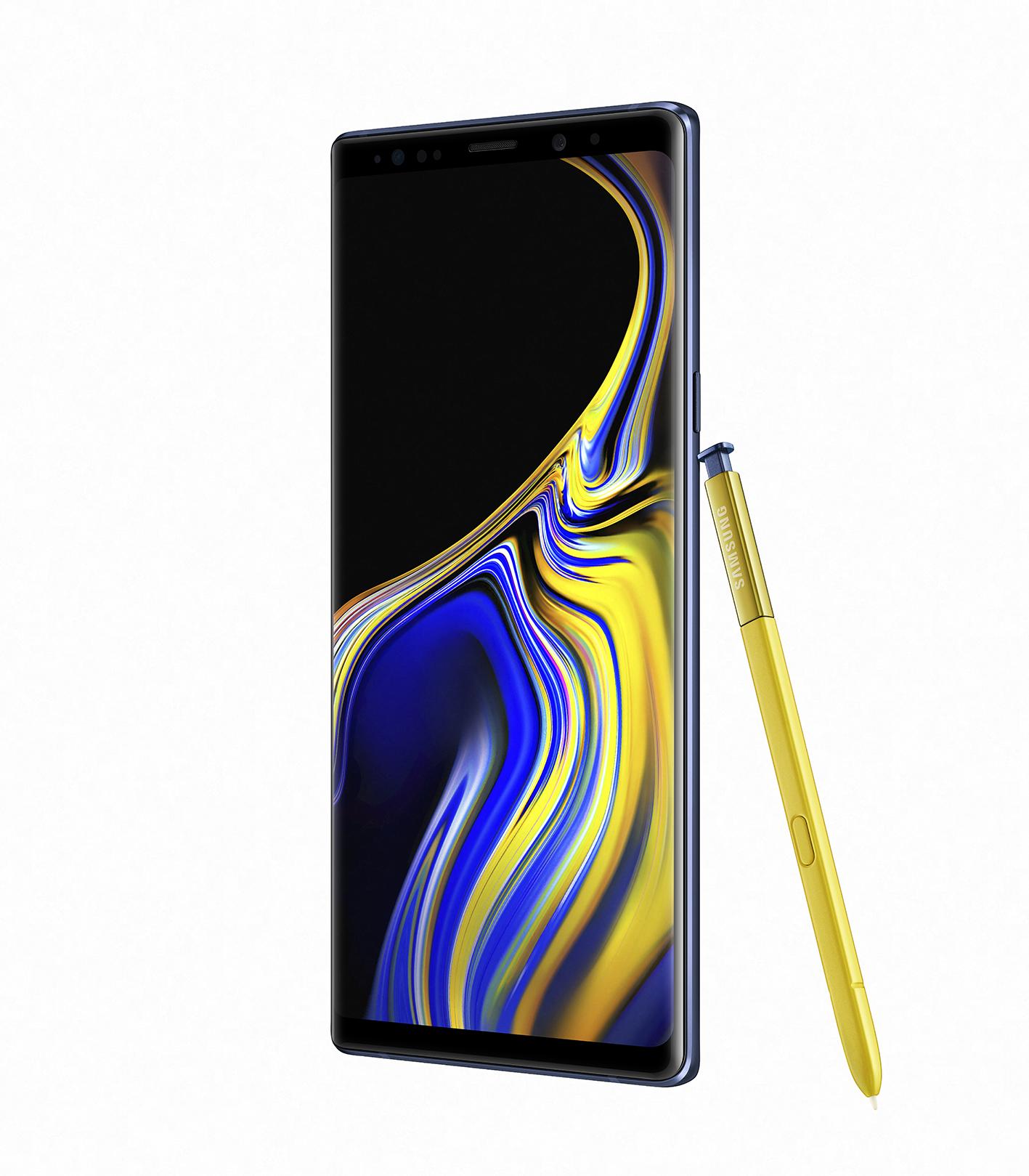 Galaxy Note 9 novita Ocean_Blue