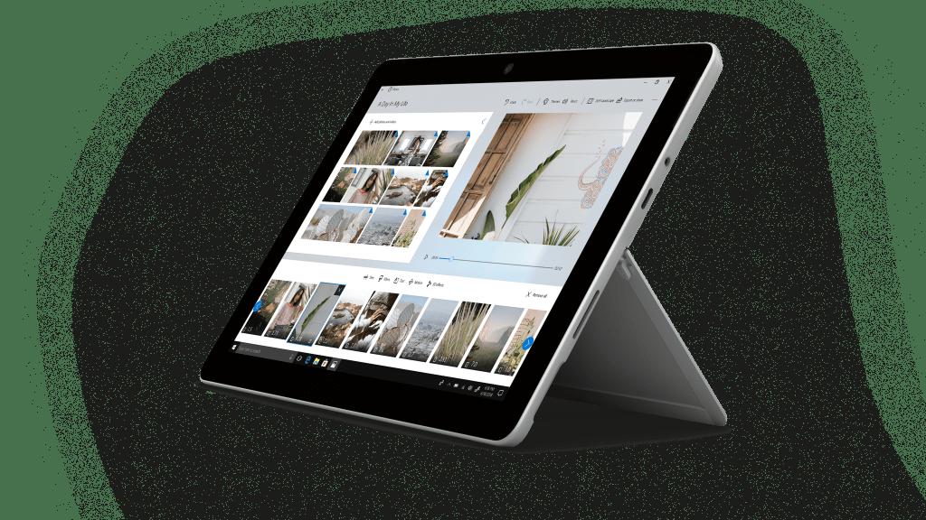 Microsoft Surface GO Recensione