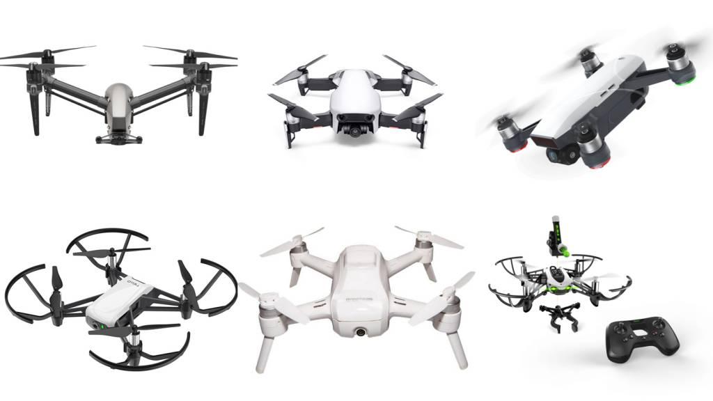 Migliori-droni-2018