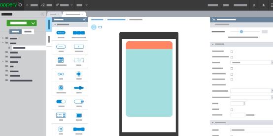 programma per creare app android e iphone
