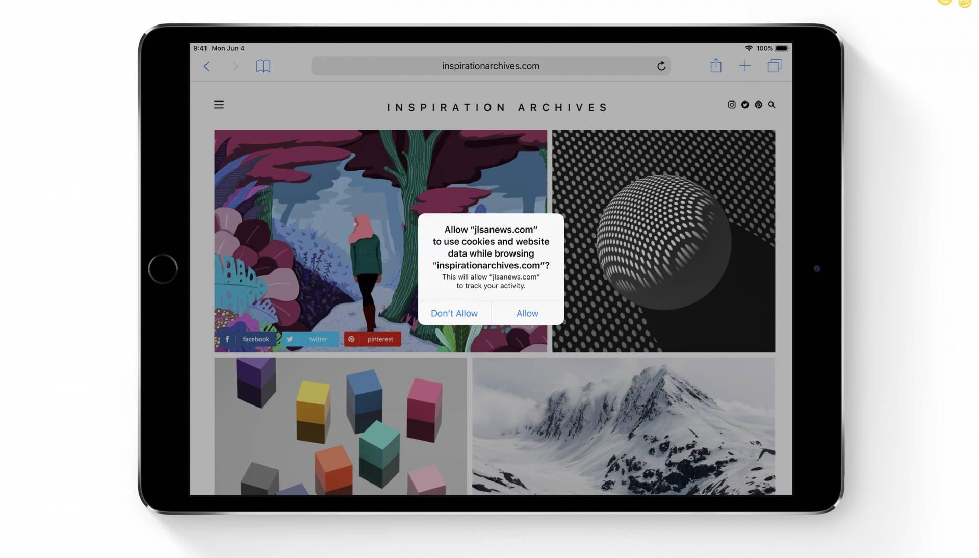 Safari per iOS 12 : il miglior browser per la privacy (6 funzioni che lo dimostrano)