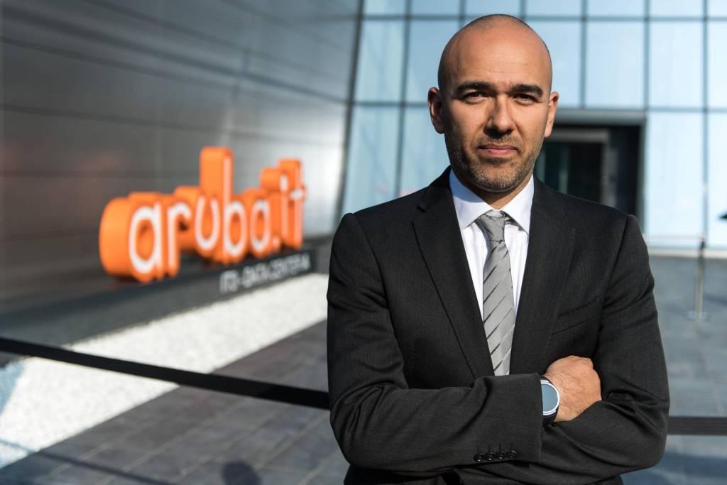 Stefano Cecconi, CEO di Aruba