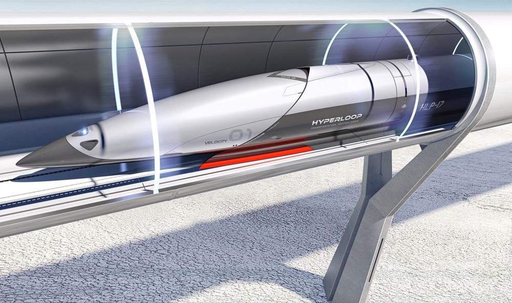 apple hyperloop cupertino