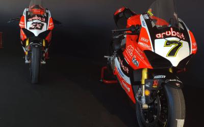 Aruba e Ducati corrono insieme in pista e nella tecnologia