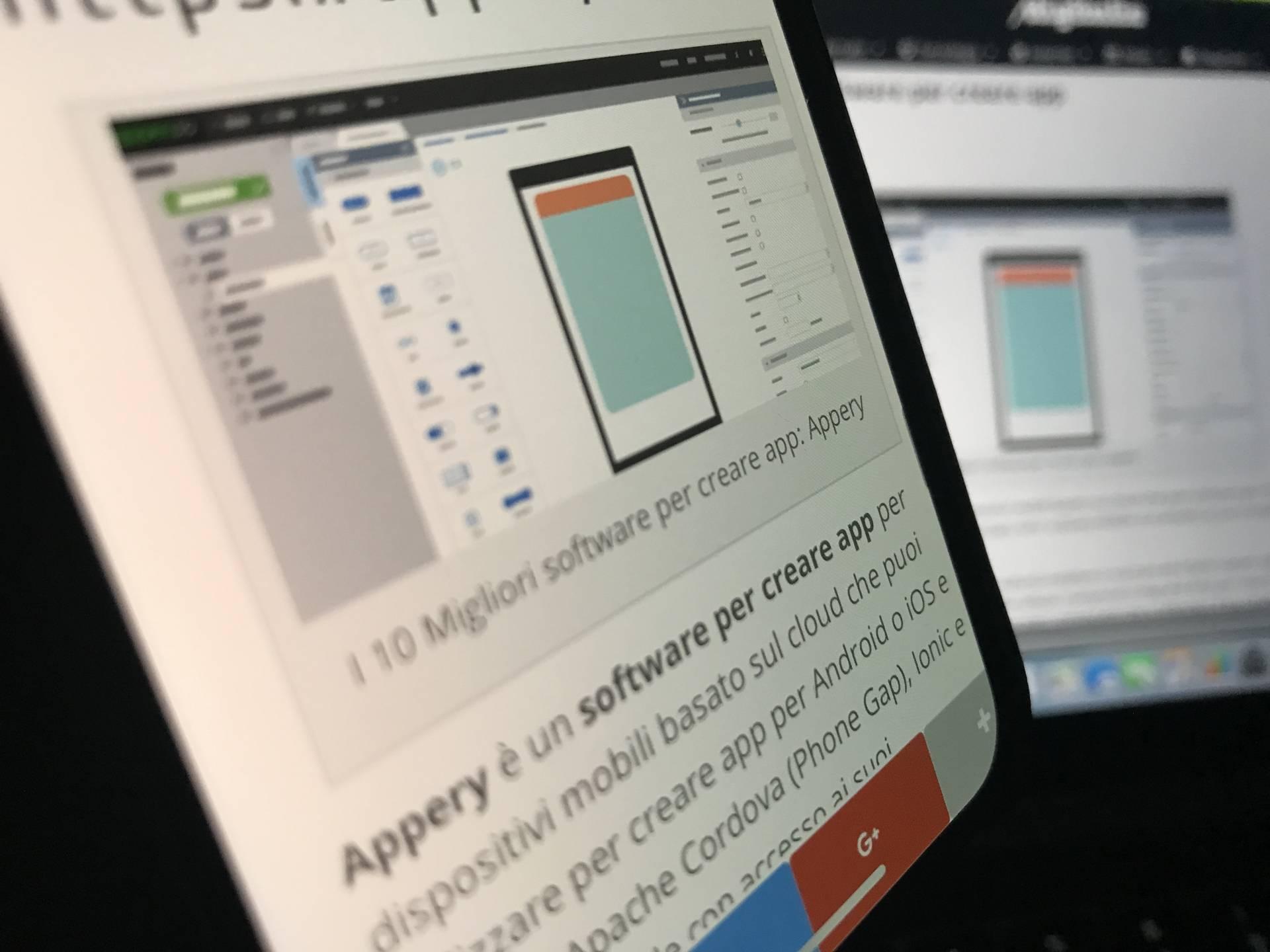 I 10 Migliori Software Per Creare App Senza Saper