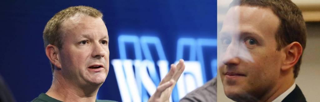 """Brian Acton, fondatore di Whatsapp: """"Ho venduto la privacy dei miei utenti"""""""