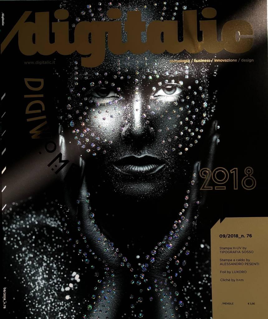 Digitalic n. 76 - DigiWomen 2018
